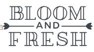Bloom And Fresh indirim kodları