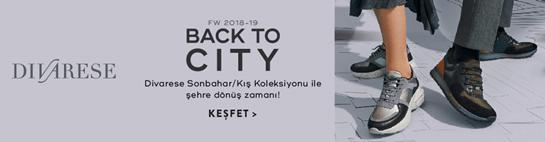 Divarese Sonbahar/Kış Koleksiyonu İle Şehre Dönüş Zamanı!