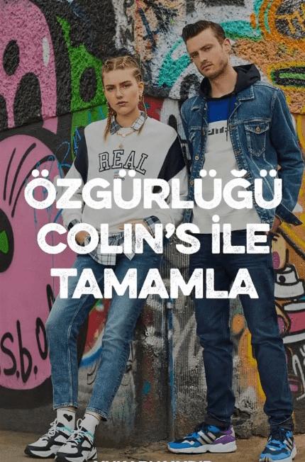 Colins indirim kodu