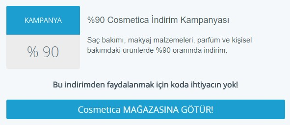 cosmetica kampanya