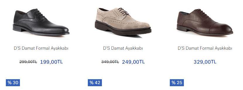 Erkeklere Yılbaşı Ayakkabı Hediyesi Önerisi