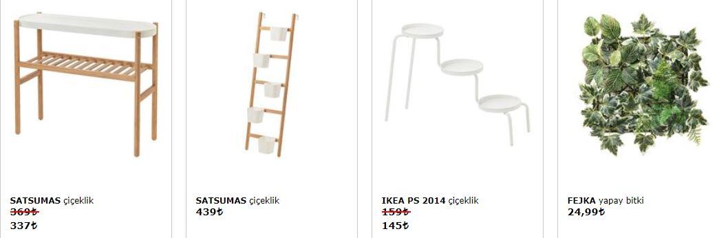 Ikea dekorasyon ürünleri