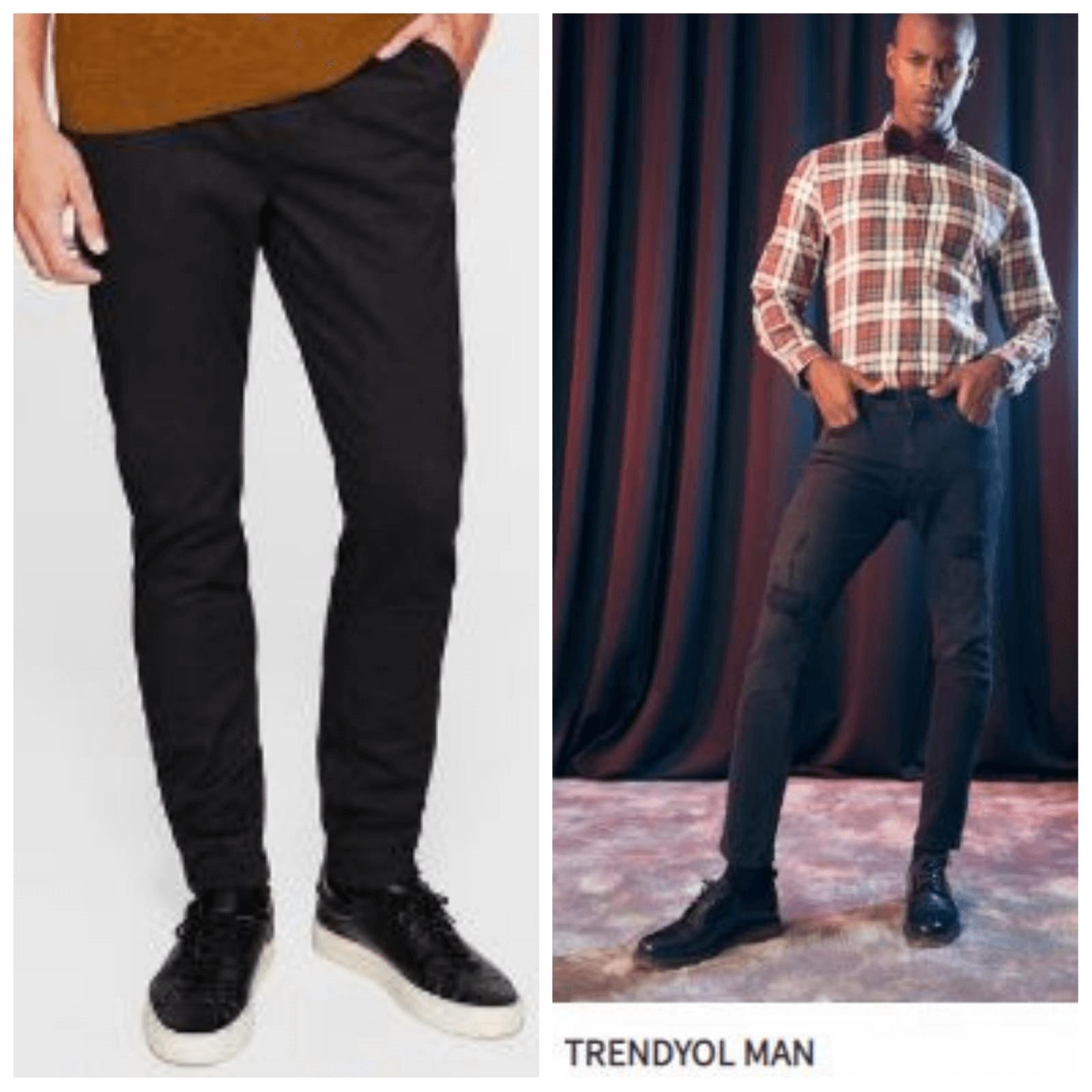 2019 Erkek Kış Pantolon Favorileri
