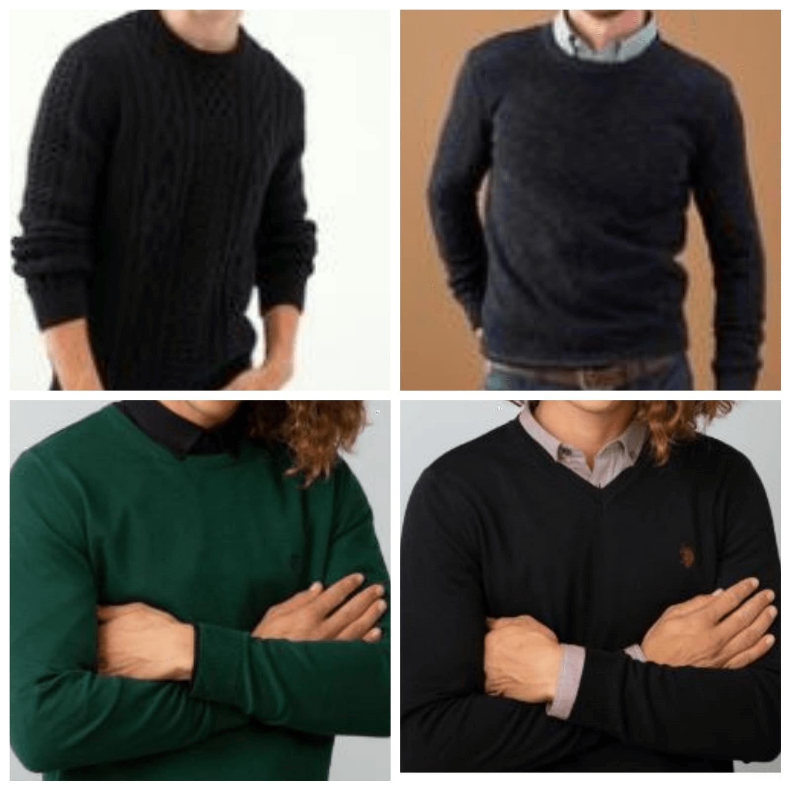 2019 Kış Erkek Kazak Favorileri