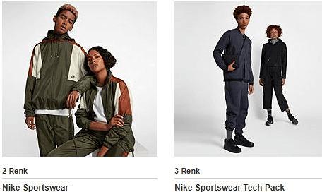 Nike Esofman Modelleri