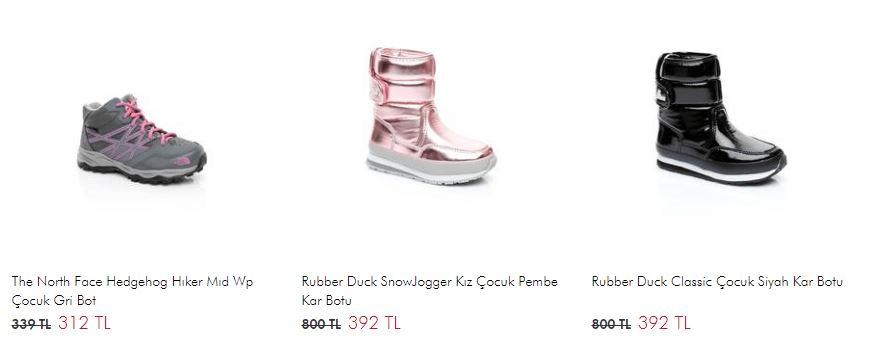 Kız Çocuk Bot/Çizme Modelleri