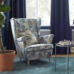 IKEA oturma odası koltukları