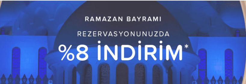 hotels ramazan bayramı indirimi