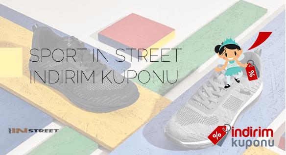 sport in street indirim kuponu