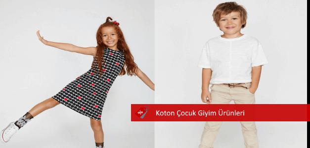 koton çocuk giyim ürünleri