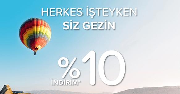 hotels %10 indirim kodu
