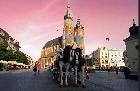 krakow ucuz tatil