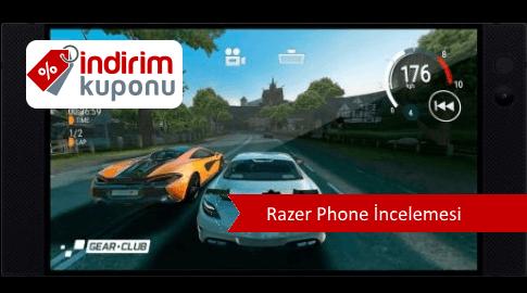 Razer Phone Performans Özelliklerini İnceledik