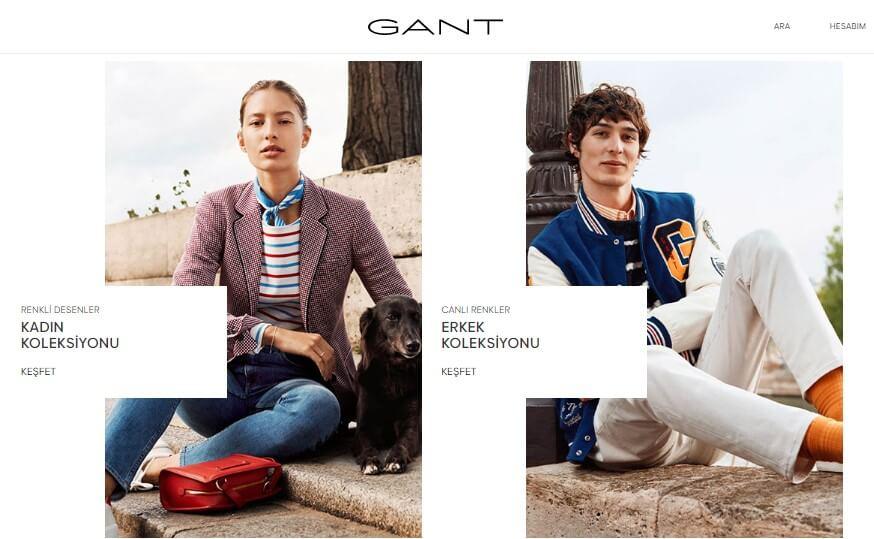 Gant-com-tr