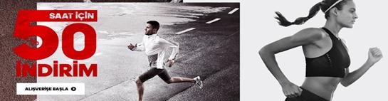 Adidas 50 Saat %50 İndirim Kampanyası