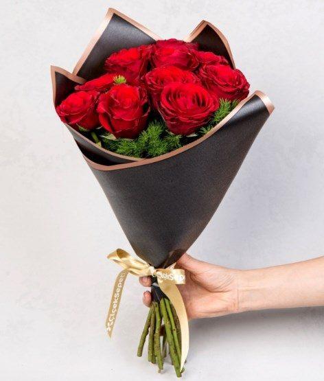 14 şubat çiçek indirimi