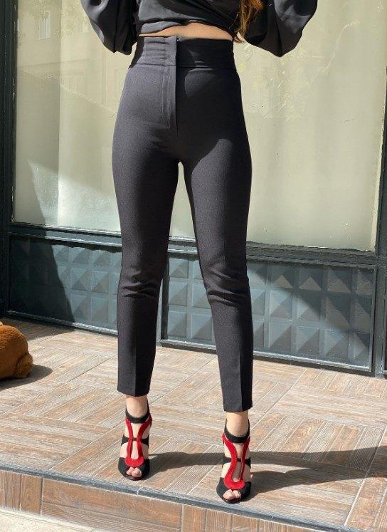 yüksek bel pantolon 2021